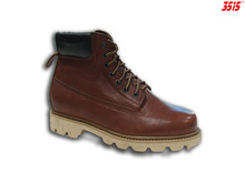 Men Soft and Comfortable Upper Leather Security Ankle Low Boots