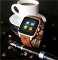 4.4.2 Android China 3g Reloj teléfono inteligente con ranura para tarjeta sim wifi resistente al agua bluetooth comercio asegurado