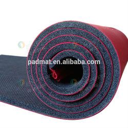 2014 Eco-friendly anti-slip natural rubber foam sheet roll manufacture in China