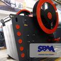 comunemente usato tipo di basalto mascella schiacciamento della macchina attrezzature
