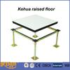 Wood core anti-static raised floor panel