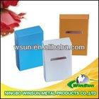 2012 high quality aluminum Cigarette box for gift