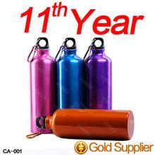Custom Logo Printing Aluminum Water Bottles (CA-001)