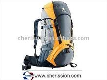 66 liter waterproof durable mountain climbing bag