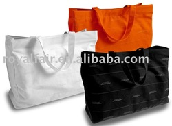 2013 Multi cotton canvas tote bag with printing allover the bag