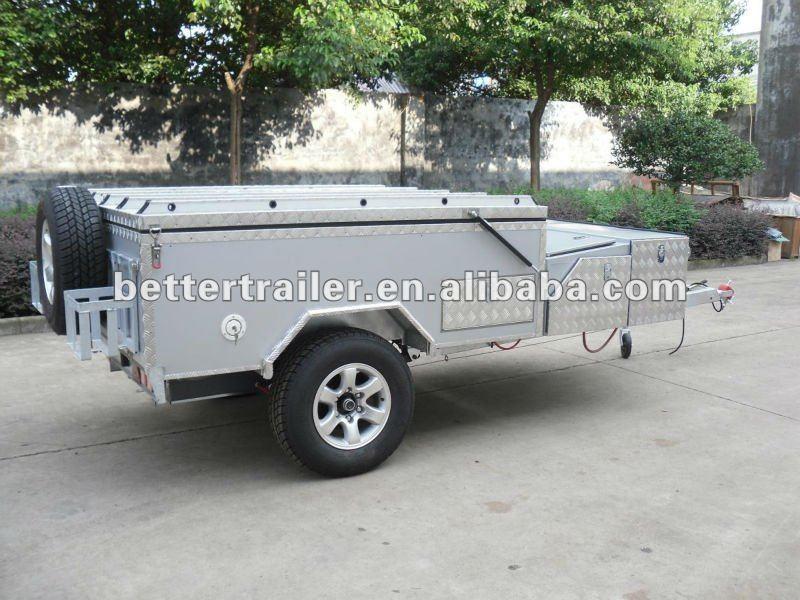camping trailer/camper trailer(BT-CP9)