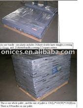 Laminated standard asphalt shingle for roof tile