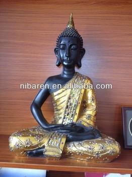 Artistic Home Decor Wholesale Sitting Buddha Statue