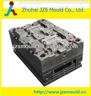 2014 high precision high quality plastic toner cartridge moulding
