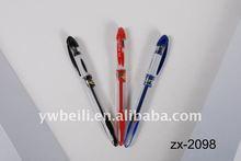 classic design 3 color hot sale gel pen for office & school