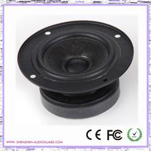 small hifi speaker full range speaker OD 72mm
