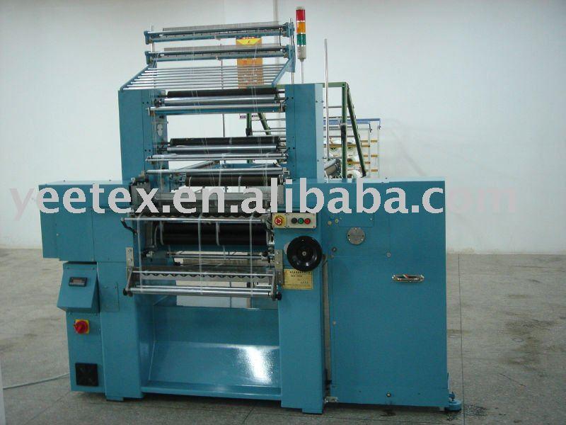Ganchillo que hace punto de la máquina ( 8 bares, Certificado del CE )