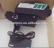 rechargeable 12S ebike 36V LiFePO4 battery packs