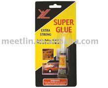 100% super glue/cynoacrylate adhesive in tube packing