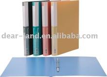 PP Clip File,Clamp File,Folder Clamp Binder PP File Folder