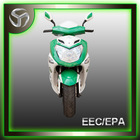 China 50cc 125cc 150 cc eec/epa hybrid scooter/motorcycle/moped/motorbike