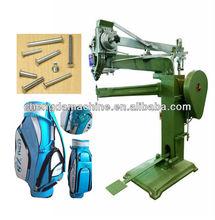 Semi-automatic golf bag riveting machine CD-JT3