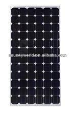 Good quality 180w mono or poly cheap solar panels china