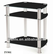 Hot seller glass TV stand, TV table TV901