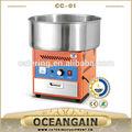 CE بنفايات الفولاذ المقاوم للصدأ آلة كهربائية القطن حلوى (CC-01)