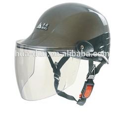 HuaDun half helmet face shield ,summer helmet (HD-378)