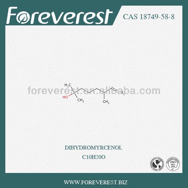 Dihydromyrcenol { cas 18479 - 58 - 8 | C10H20O } - Foreverest