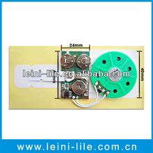 Recording voice chip/OTP voice chip