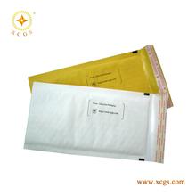 Self seal kraft paper bubble envelop,gold kraft bubble bag , Kraft Bubble mailer