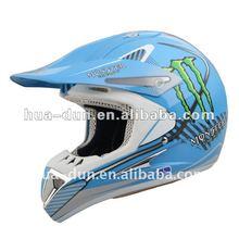 HD racing full face motorcycle helmet, DOT/ECE approved, new ABS helmet HD-802