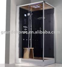 steam shower/steam room/steam cabin WS109T/S8 with teak wood