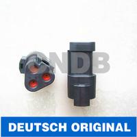Original DT series 3pole/3pin/3way female Deutsch plug/receptacle/connector DT04-3P-CE03