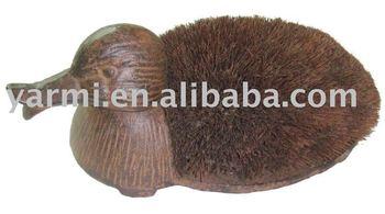 ANIMAL SHOE BRUSH