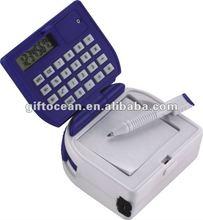 3m premium tape measure,calculator,pen,memo