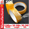 Double side PET adhesive tape with strong adhesion
