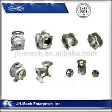 small sewing machine silicasol precision casting spare parts