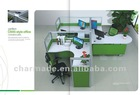 CM45 workstations office furniture/aluminium glass office partition