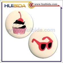 Fashion printing decoration pin badg
