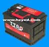 auto mf car battery,sealed mf battery, auto battery,