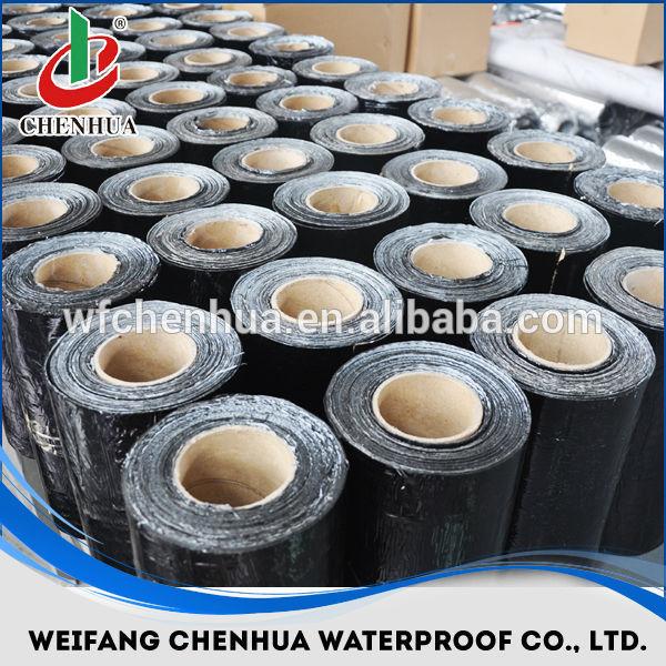 Self-adhesive bitumen tapes Band for waterproofing