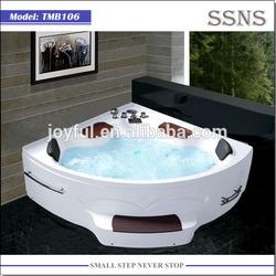 Luxury Design Indoor Acrylic Whirlpool Bathtub Price TMB106