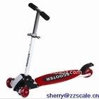 Three wheel scooter / EN71 good quality Iron Kick scooter
