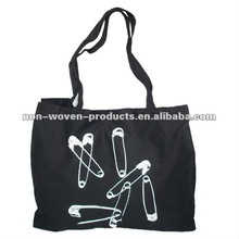 2013 fashion design canvas tote bags