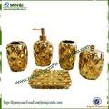 5 pcs baratos da china cerâmica casa de banho acessórios conjuntos
