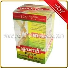 2014 new gift pvc plastic box