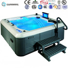 European new design Balboa hot tub Aristech acrylic massage outdoor spa for 5 persons (SR869)