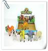 new plastic pvc farm animal toys for promotion toy
