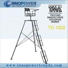 10ft Rotation Hunting Tripod Tree Stand TD-1002