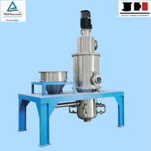 TUV and Advanced fluidized bed jet milling machine