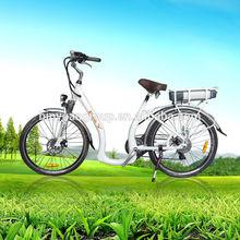 B&Y NEW 350w 26inch Electronic electric motor bike