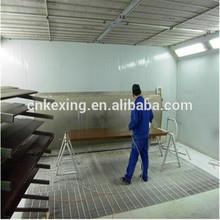 KX-4100B furniture spray booth